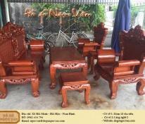 Bộ Louis Hoàng Gia Campuchia